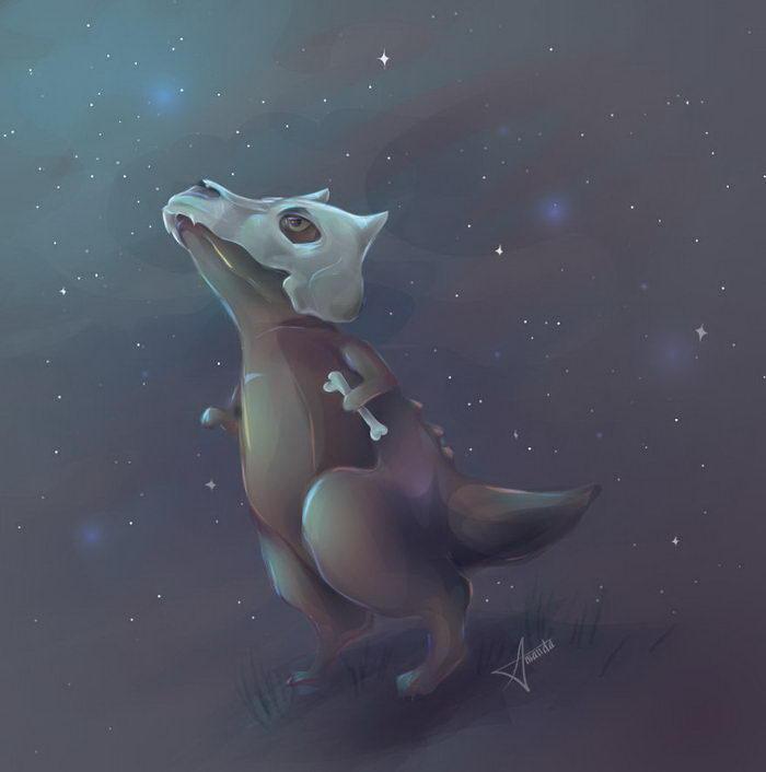 Рисунки покемонов @star.manda.art
