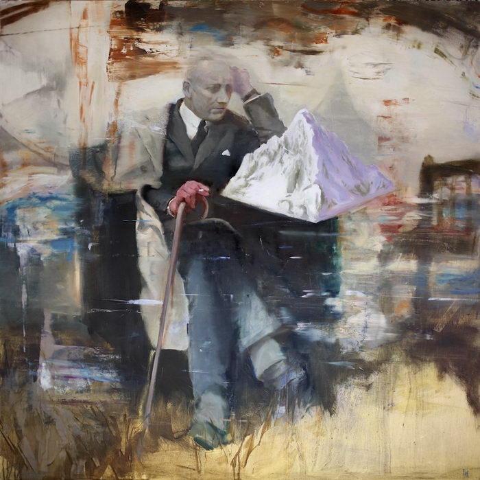 Сюрреалистические картины Joshua Flint