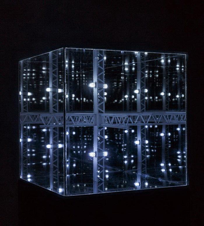 Инсталляции Guillaume Lachapelle