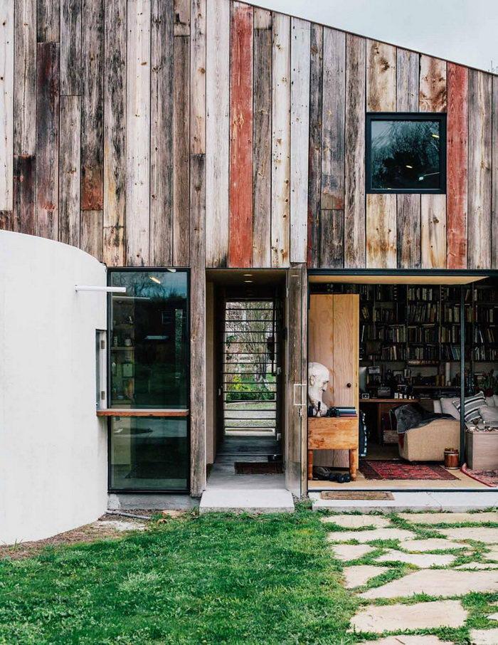 Из сарая в роскошный дом: проект Mork-Ulnes Architects
