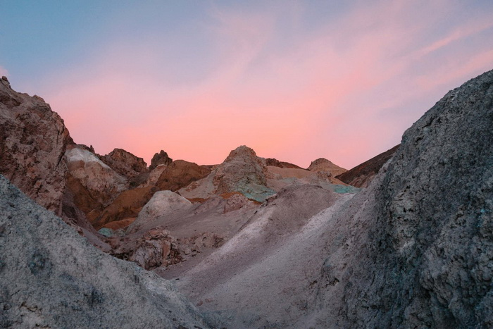 Пустыни США в снимках Cody Cobb