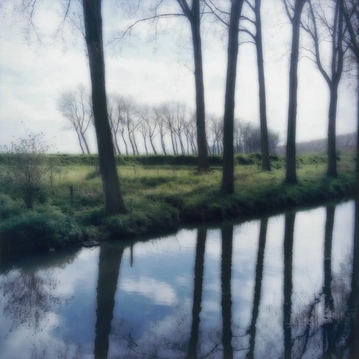 Фотографические пейзажи Lynn Geesaman