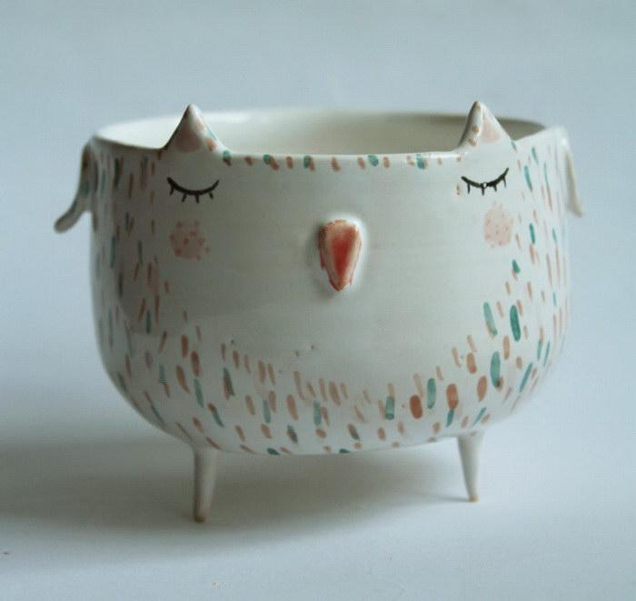 Керамические изделия Marta Turowska