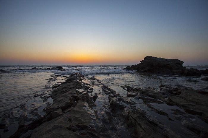 Гоанские закаты в фотографиях Ольги Карабчевской