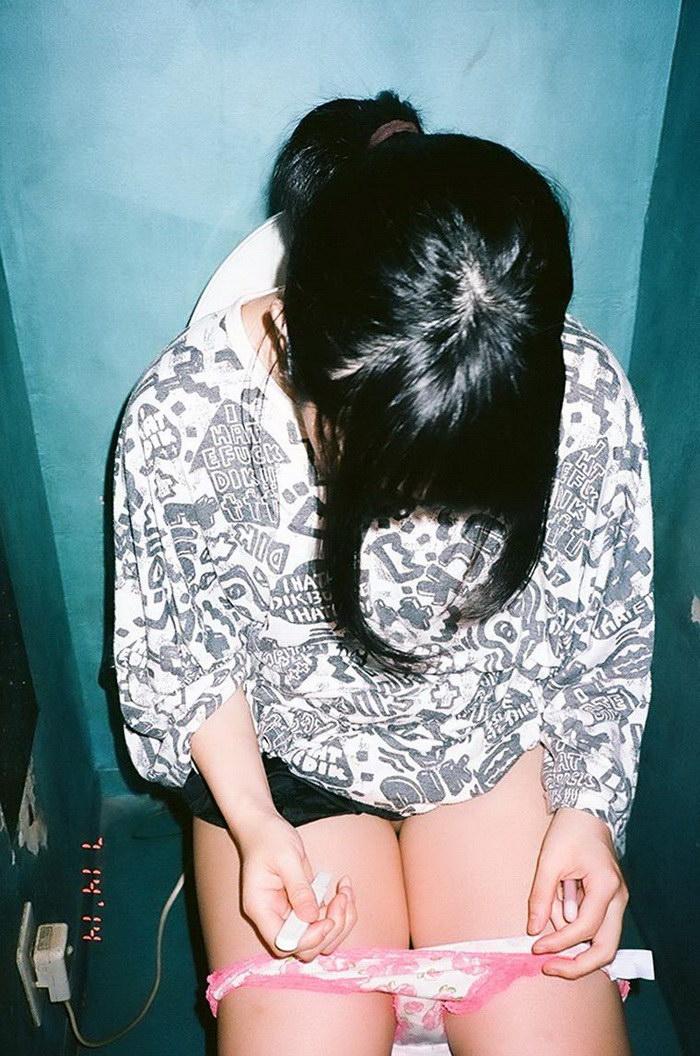Молодежь Токио в фотографиях Yoko Kusano