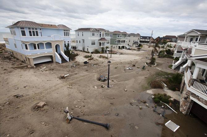 Ураган Сэнди – год спустя
