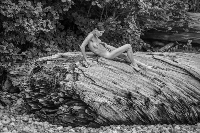 Обнаженные женщины на природе: фото Vince Hemingson