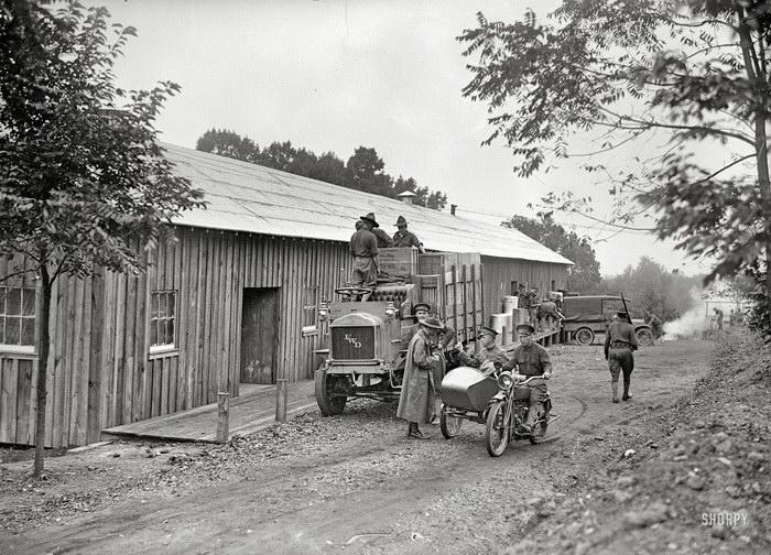 Американские мотоциклы начала XX века