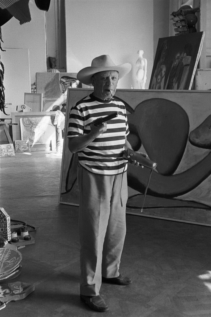 Легендарный фотограф XX века Ren? Burri