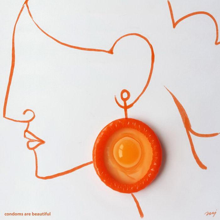 Презервативные рисунки Raj Kamal