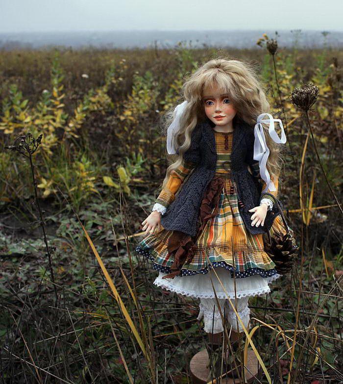 Очаровательные куклы Natalia Osminko