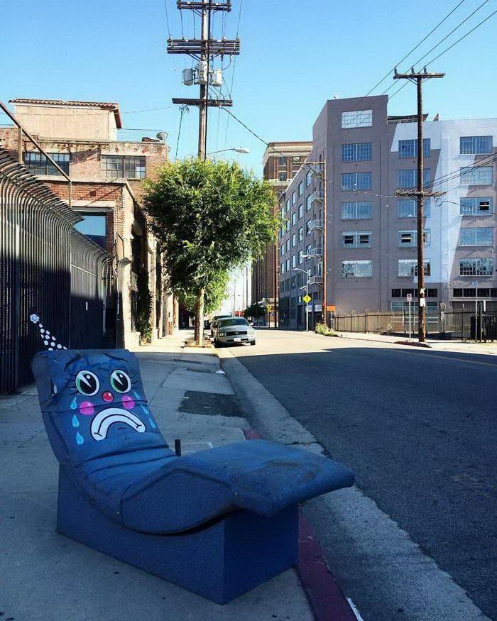 Горькие слезы покинутой мебели: проект Lonesome Town