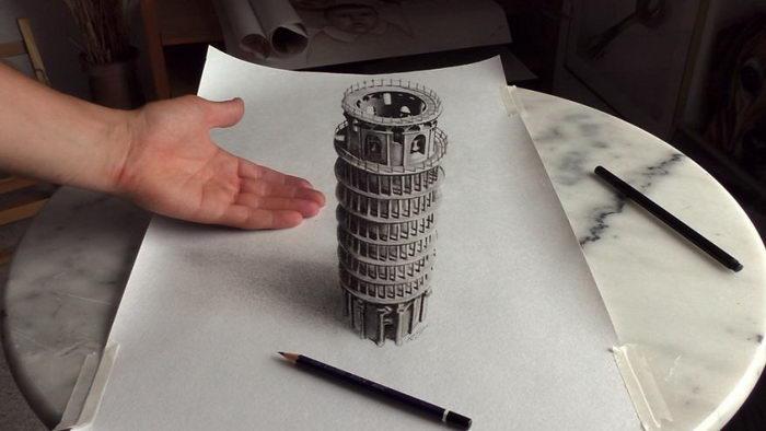 Невероятные 3D иллюстрации Stefan Pabst