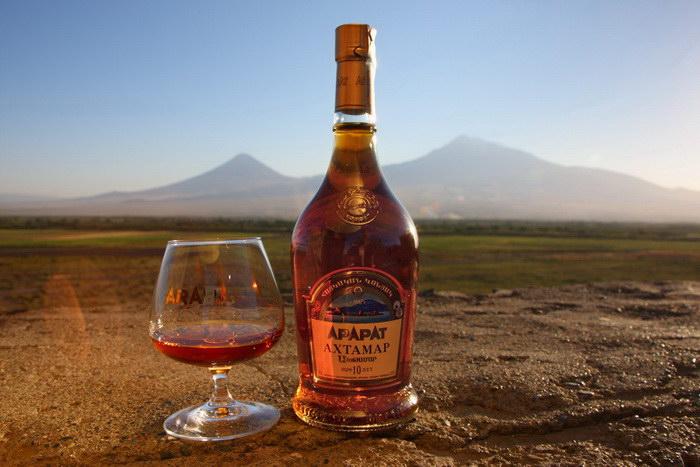 армянские коньяки