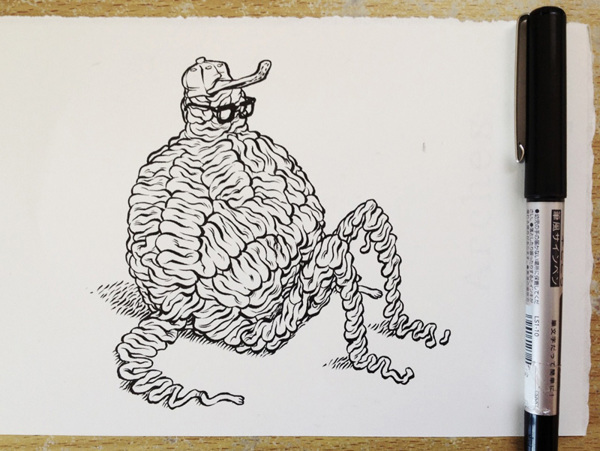 креативные рисунки карандашом: