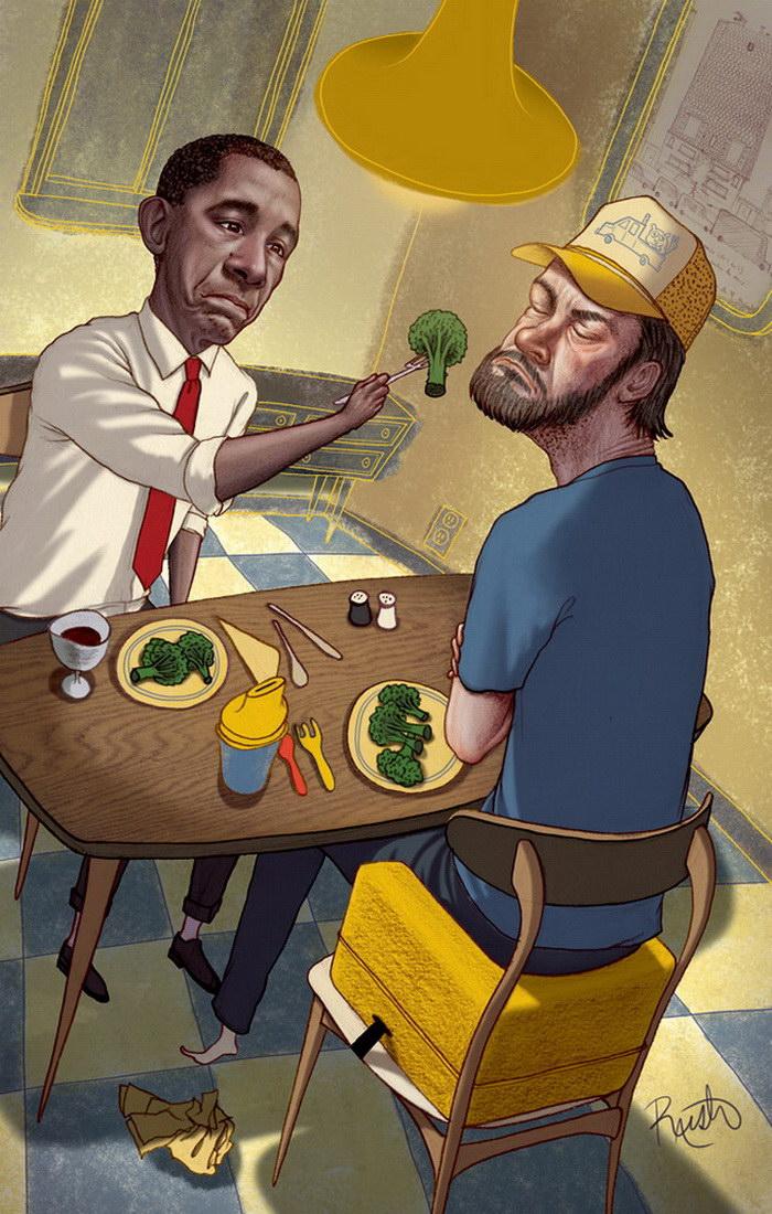 Иллюстрации Jason Raish