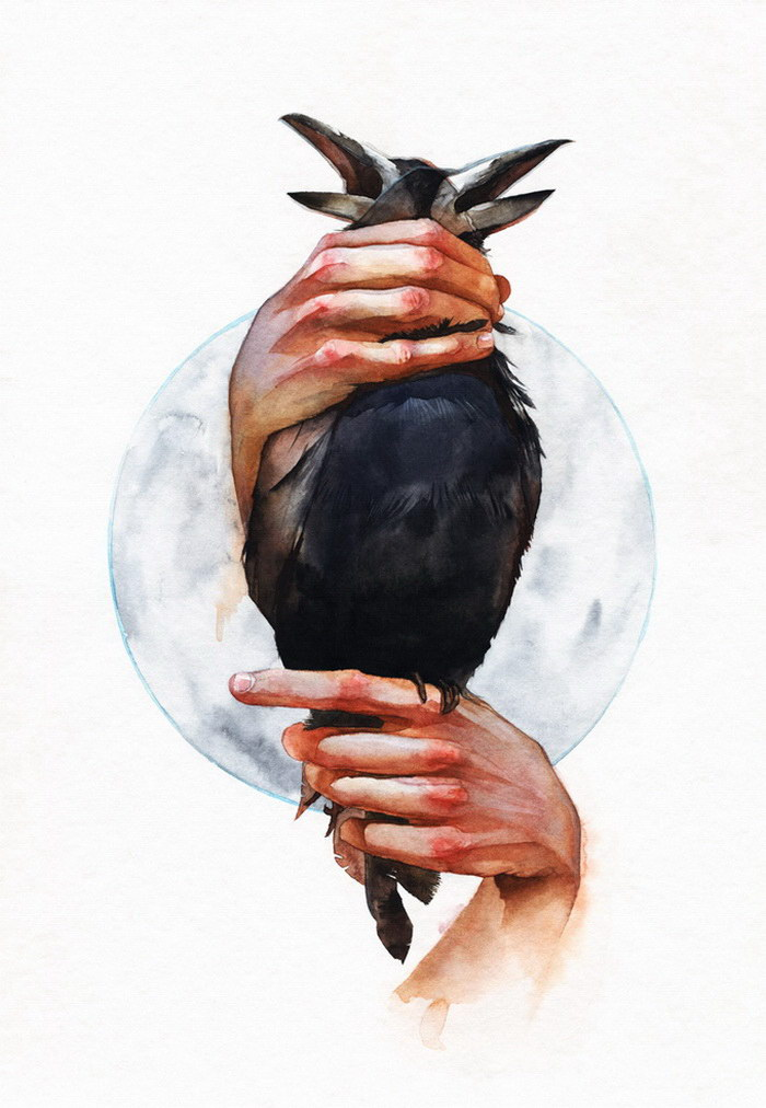 Иллюстрации Reey Whaar
