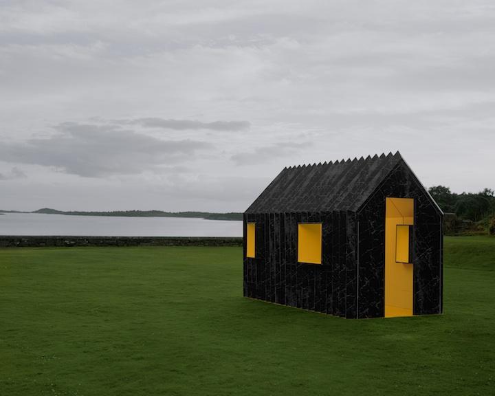 Домик из бумаги архитектора Mattias Lind