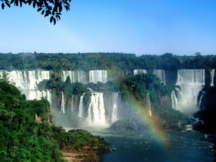 Водопады Игуасу: фотографии и история одного из современных чудес света