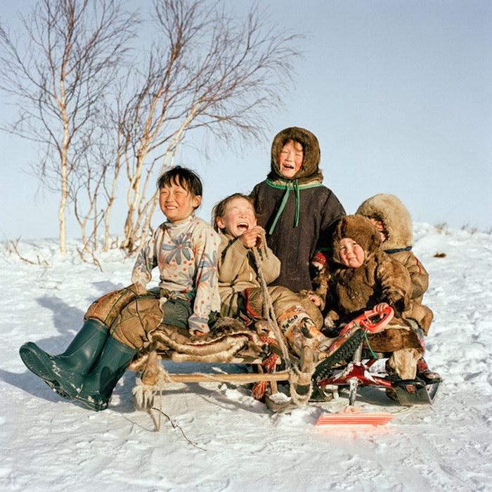 Люди, живущие в самых холодных местах Земли
