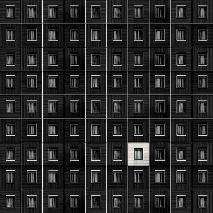 Облицовка домов фотографиями Carlo Cafferini