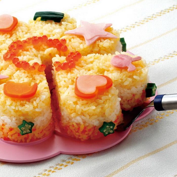 Японские суши-торты