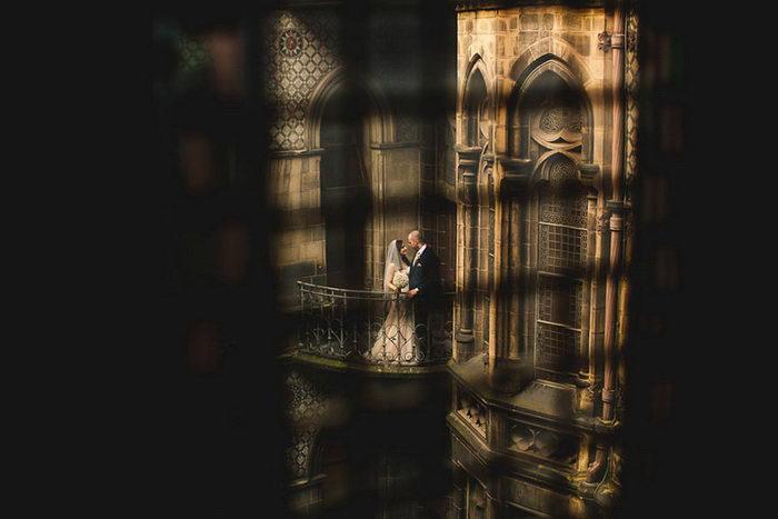 Свадьба в стиле Гарри Поттера