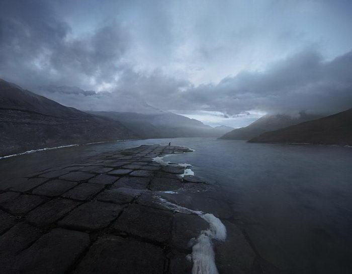 Задумчивые пейзажи Дениса Бодрова