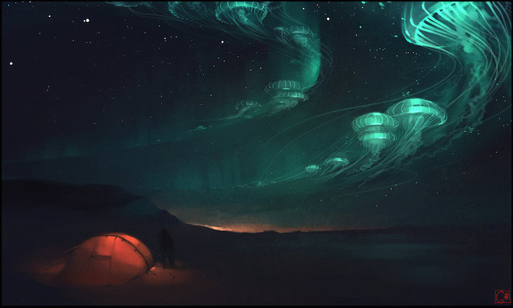 Работы Alexandra Khitrova