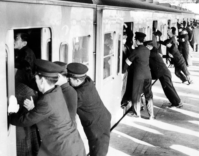 Япония: фото из прошлого