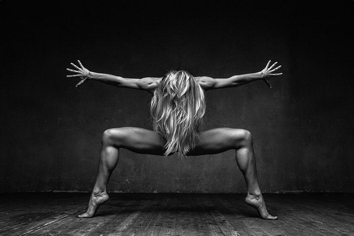 Танцоры в фотографиях Александра Яковлева