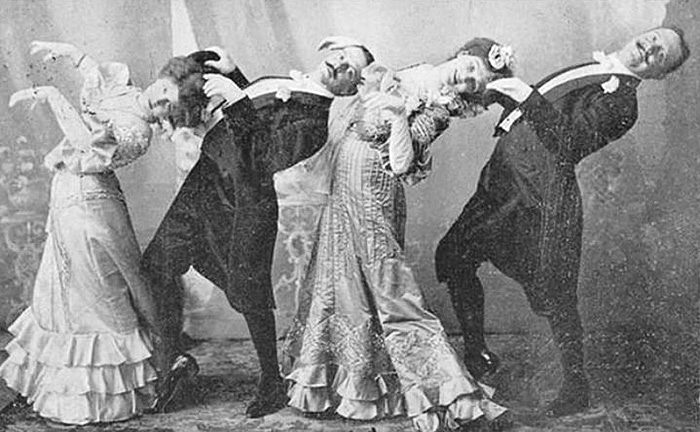 Викторианцы: веселые и смешные приколисты