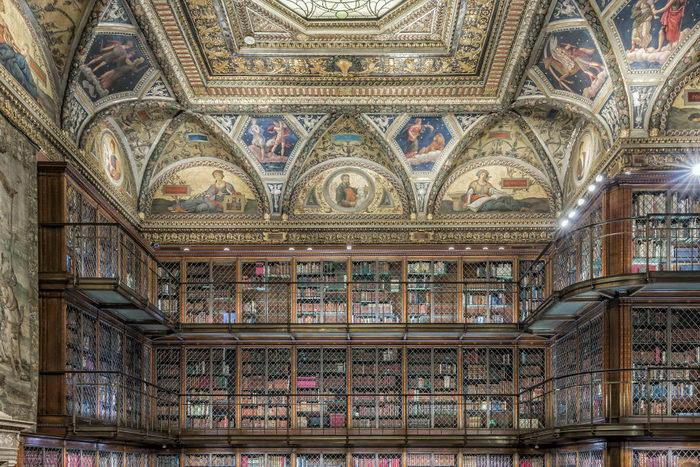 Библиотеки мира в фотографиях Richard Silver
