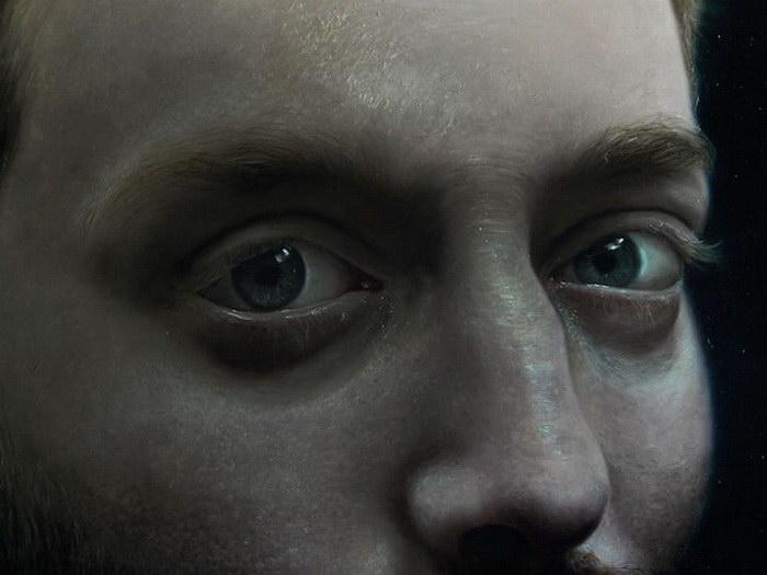 Гиперреалистичные картины Kit King и Corey Oda Popp