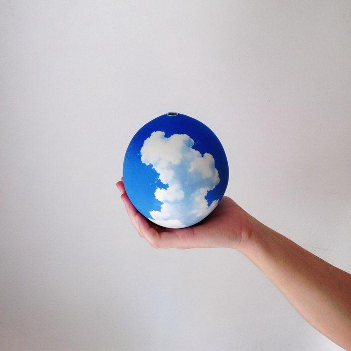 Воздушная керамика Niharika Hukku