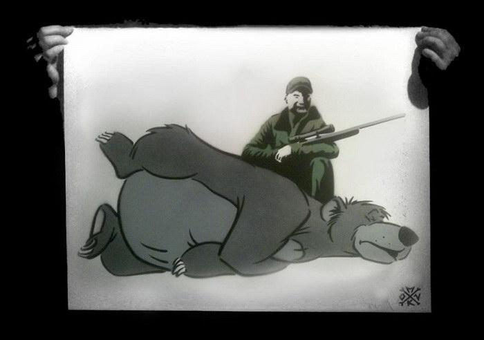 Если бы охотники убили вашего любого диснеевского героя