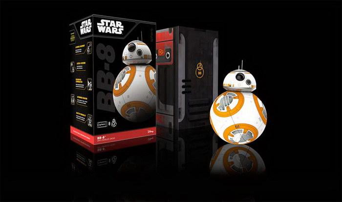 Дроида BB-8 из «Звездных Войн» теперь можно купить