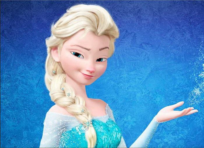 Диснеевские принцессы: без макияжа и в виде хот-догов