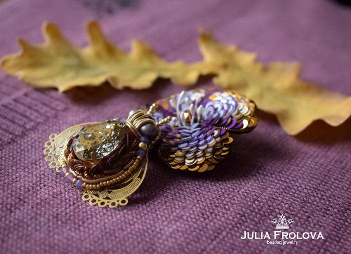 Удивительная бижутерия Julia Frolova