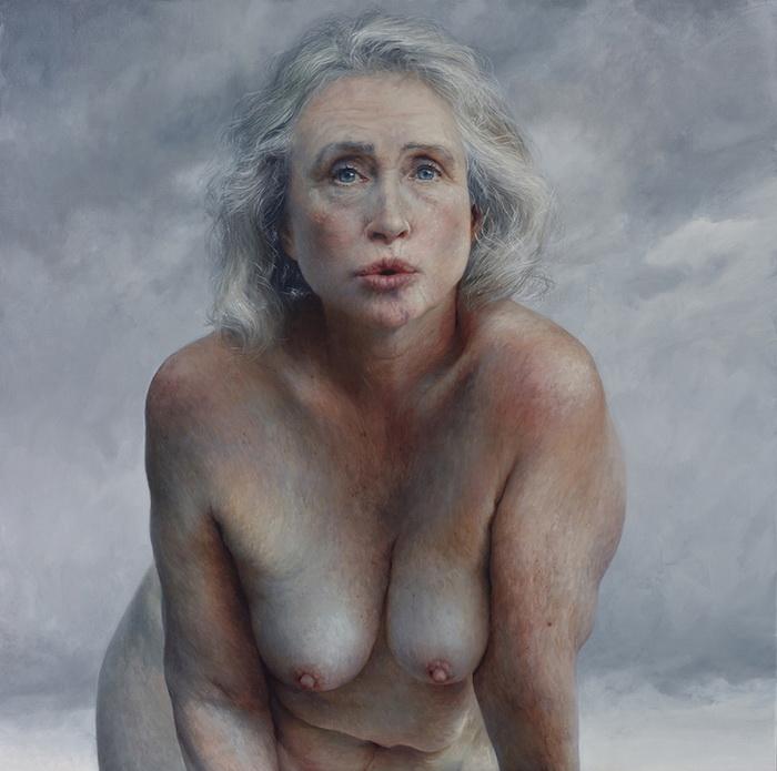Портреты обнаженных женщин