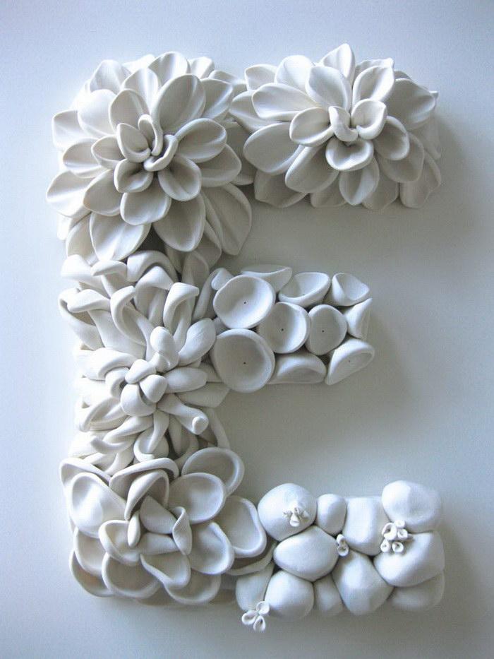 Нежные керамические цветы Angela Schwer