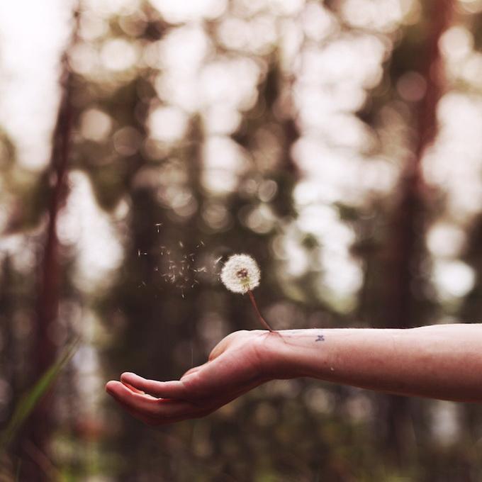 Ловить воздух руками