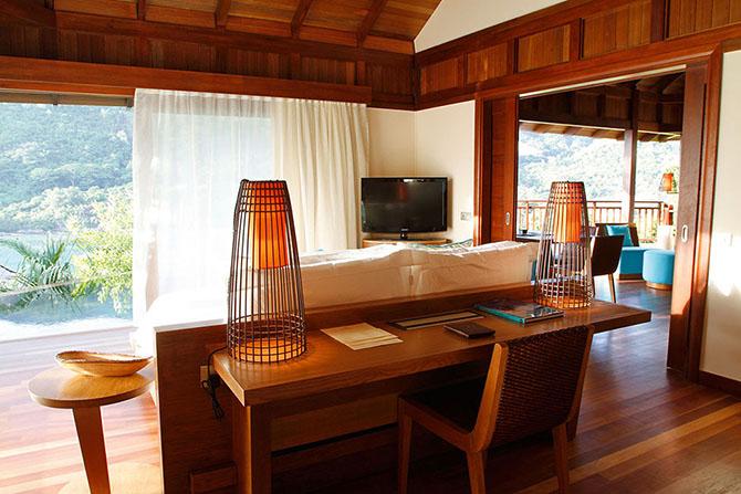 Райский отель на Сейшелах