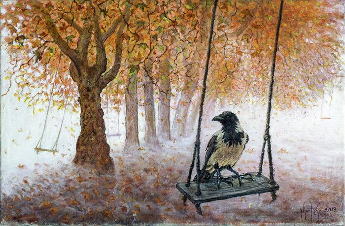 Магический реализм в иллюстрациях Sasa Montiljo