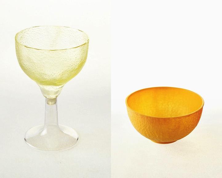 Необычная посуда Qiyun Deng