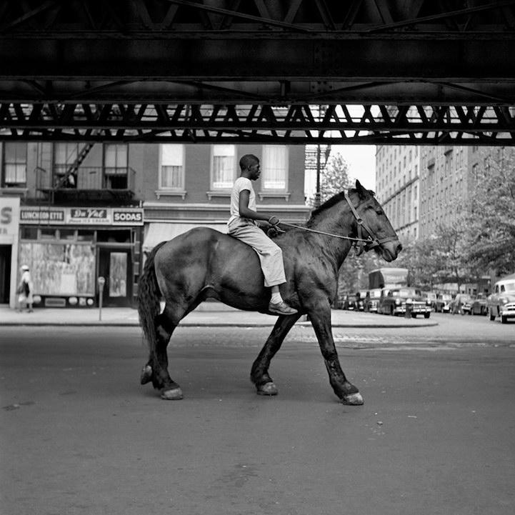 Фотографии Vivian Maier