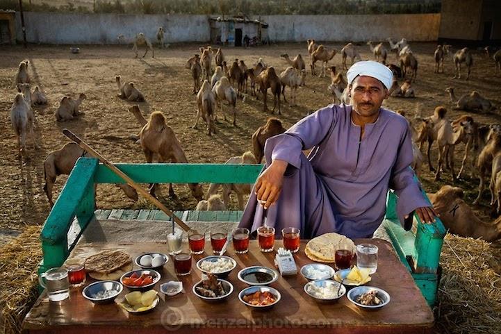 Что едят люди в разных странах мира