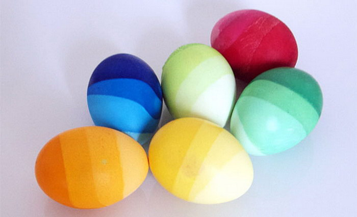 20 интересных идей по росписи пасхальных яиц