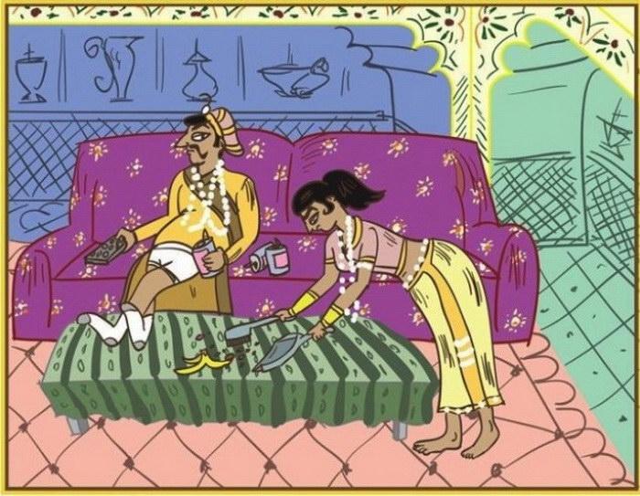 Новая версия Камасутры для тех, кто уже давно в браке