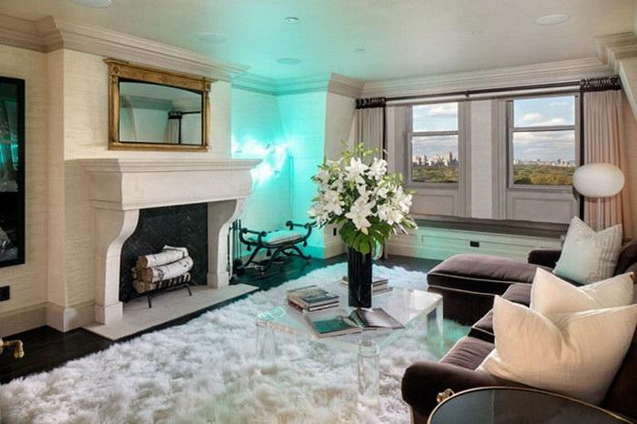 Роскошная квартира Tommy Hilfiger в Нью-Йорке